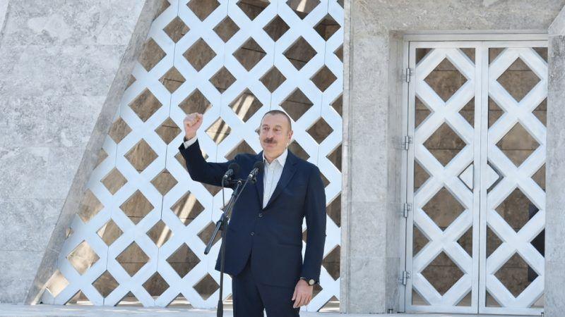 Para Aliyev el tema Karabaj nunca se resolverá pacíficamente