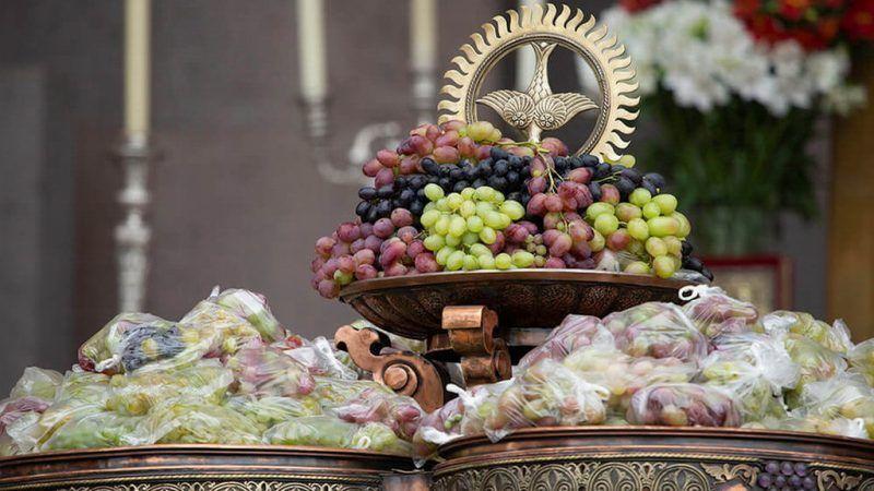 Fiesta de la Asunción y de la Bendición de las Uvas