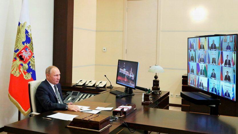 Putin: quieren imponernos su democracia occidental