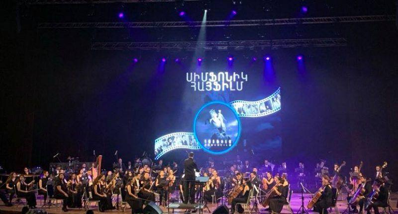 Recordando las melodías de las películas armenias