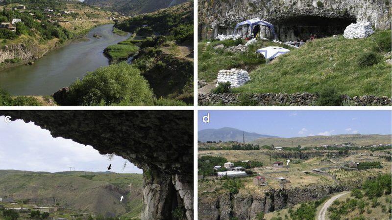 Buscan convertir en centro turístico una cueva de Ereván