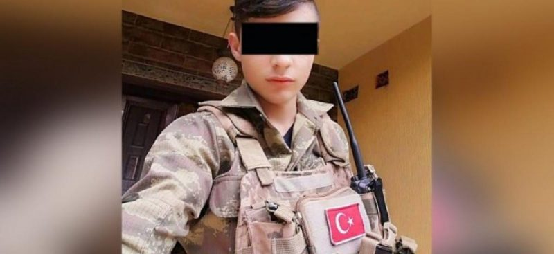 Washington coloca a Turquía en la lista de reclutadores de niños soldados