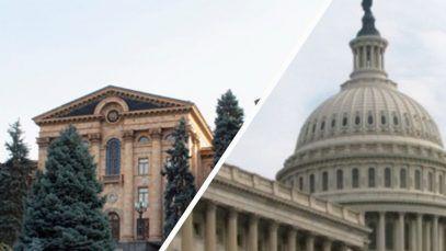 Lanzan Grupo de Amistad Armenia-Estados Unidos en el Parlamento