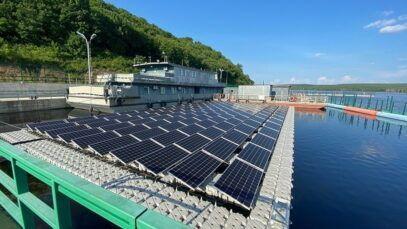 Armenia tendrá la primera planta de energía solar flotante regional