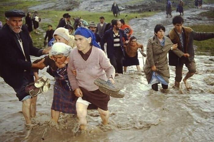 Artsaj busca que Azerbaiyán devuelva Martakert refugiados