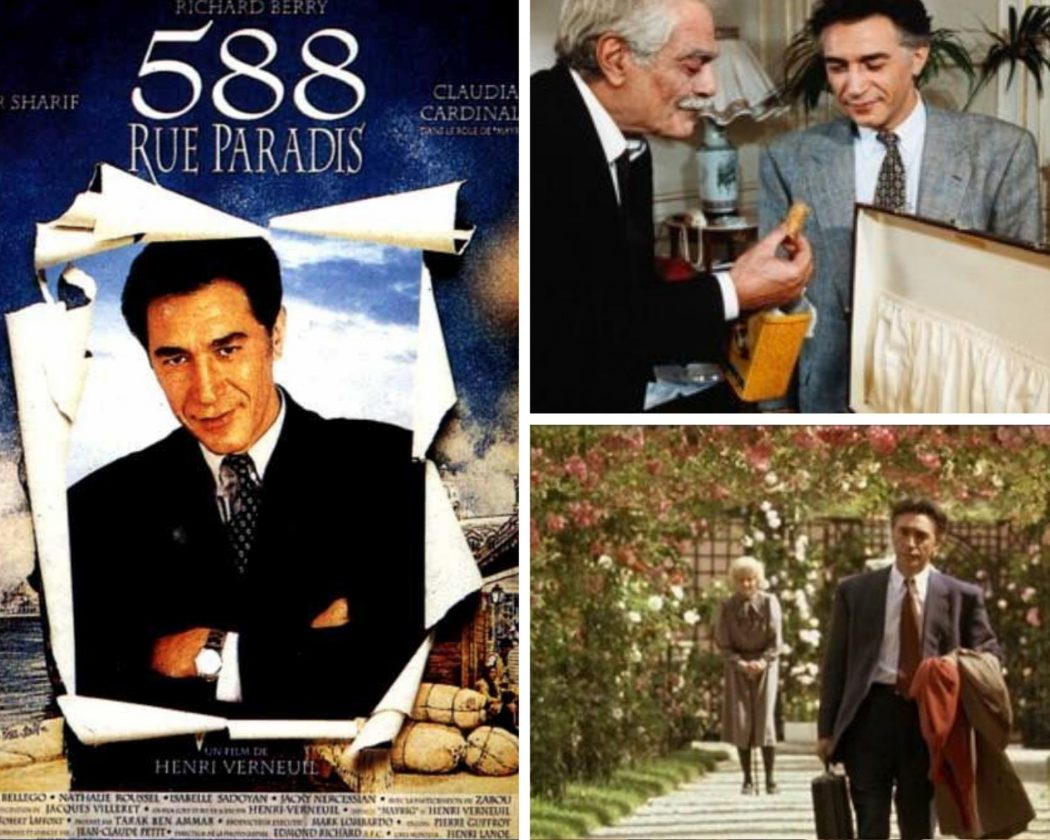 Calle Paraíso 588 (1992)