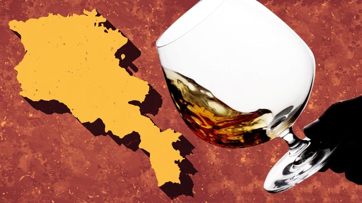 Armenia abandona las denominaciones Cognac y Champagne