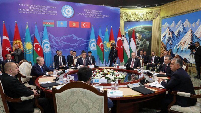 En noviembre nacerá la Unión Turca. ¿Fin de la OTSC?
