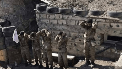 Denuncian a Azerbaiyán por matar a 19 armenios tras firmar alto el fuego
