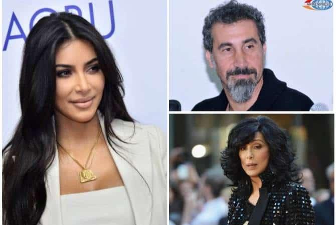 Kardashian, Cher y Tankian piden por los estudiantes en Armenia y Artsaj