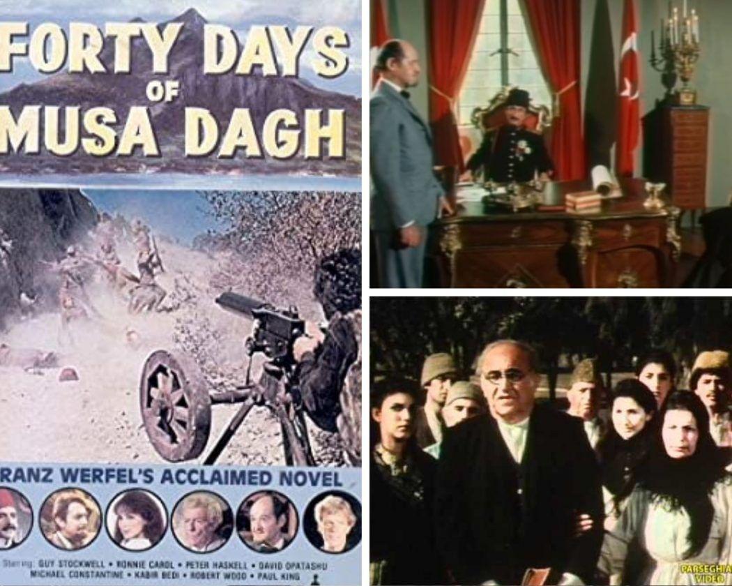 Los Cuarenta Días de Musa Dagh (1982)