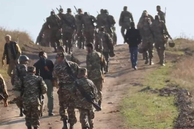 Se formó un nuevo frente a lo largo del río Vorotan, Azerbaiyán intentó acercarse a la frontera de Armenia: Ministerio de Defensa sobre la situación en Artsaj.