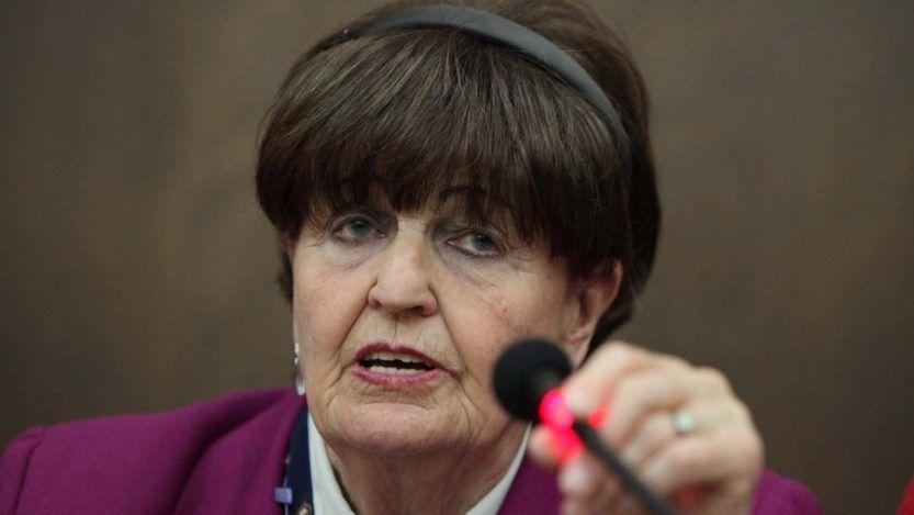 Caroline Cox criticó que el Reino Unido no haga nada por los armenios