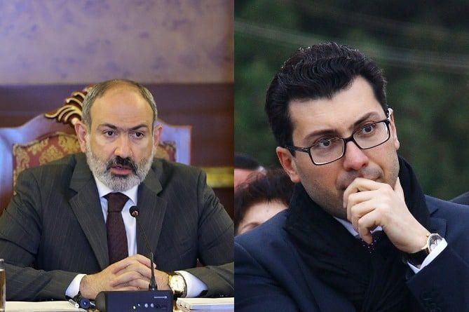 Pashinyan confirma borrador de acuerdo fronterizo con Azerbaiyán