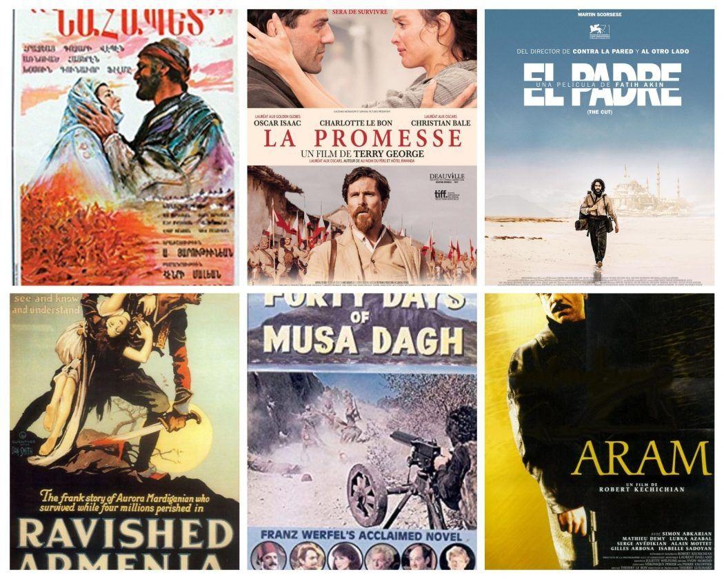 películas imperdibles sobre el genocidio armenio
