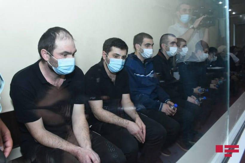 prisioneros armenios detenidos en Azerbaiyán