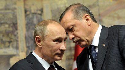 Putin y Erdogan discuten tensiones armenio-azerí