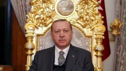 Recep Tayyip Erdogan. ADEM ALTAN AFP