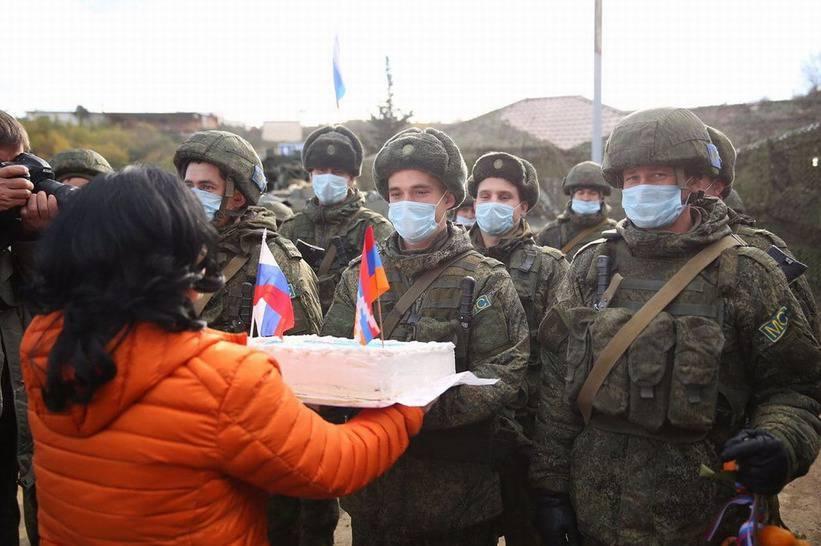 Piden que la presencia rusa sea permanente en Artsaj
